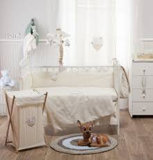 Nursery Bedding Set by Baby Bedding Sets Beige Bunny Crib Bedding Baby Nursery Bedding