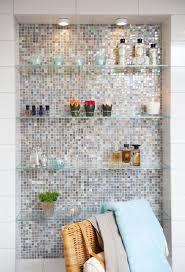 Bathroom Storage Ideas Pinterest by Bathroom Cupboard Designs Best 25 Glass Shelves Ideas On