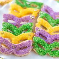 masquerade cookies mardi gras masquerade sugar cookies bake give