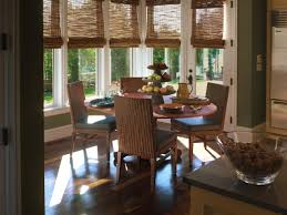 Cozy Breakfast Nook Kitchen Nook Curtain Decorate The House With Beautiful Curtains