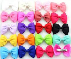 girl hair bows 30pcs lot new arrival baby girl grosgrain ribbon hair bow with