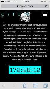 cytus full version apk 8 0 1 cytus 2 has a release date cytus