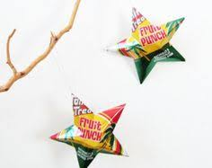 Pepsi Christmas Ornaments - xing green tea blueberry pomegranate or gensing stars christmas