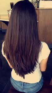 v cut layered hair awesome v cut layered long layers long hair long