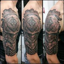 collection of 25 armor tattoo