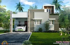 green home designs floor plans 2 bedroom 1200 square one floor flat roof house plan by