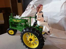 deere cake toppers farm wedding cake toppers wedding corners