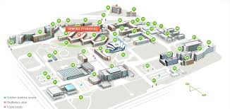 Incheon Airport Floor Plan Maps U0026 Directions Eng Hakbu