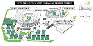 map us open how to make the most of going to the u s open the everything