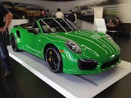 green porsche porsche 911 turbo s cabriolet 2014 viper green sport clas u2026 flickr