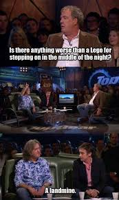 Top Gear Memes - lego landmine top gear know your meme