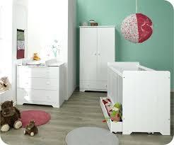 chambre bebe blanc chambre bebe blanche et grise armoire bacbac oslo blanche achat