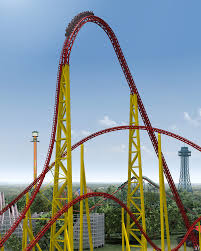 6 Flags Saint Louis Ever Since I Have Gone With My Friends To Six Flags And Rode Over