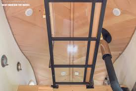 Four Lights Tiny House Whimsical Tiny House For Four Contains Loft Bedrooms Connected By