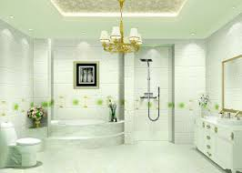 green bathroom interior design examples that bring color in your house