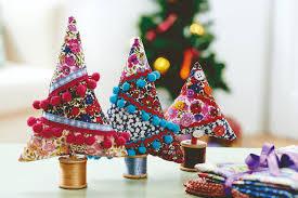 47 creative fabric scraps craft ideas tree decorations