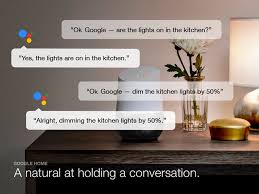 google home automation lights google assistant