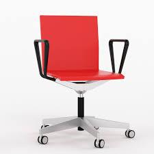 plastic swivel chair 3d swivel chair vitra cgtrader