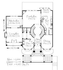plan view front view lot 8583ms architectural designs house plans