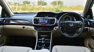 Honda Accord Interior India Car Models Car Latest Photos Car Reviews Car Specification