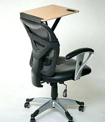 desk with attached chair attractive chair with desk attached office modern looks desks