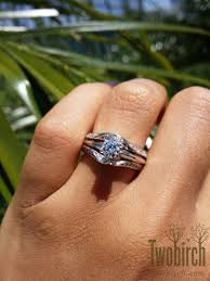 Wedding Ring Enhancers by Wedding Rings Diamond Wedding Ring Wraps Wedding Ring Enhancers