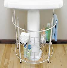 How To Make Storage In A Small Bathroom - 74 best bathroom storage images on pinterest room bathroom