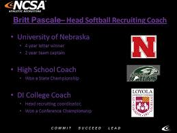 sample coach letter and email ncsa athletic recruiting