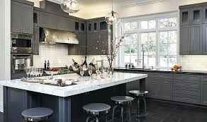 Light Gray Kitchens Gray Kitchens By Interiors Grey Kitchens With Cabinets