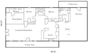 Metal Building Floor Plans With Living Quarters Metal Barn Homes Floor Plans Welcome To Morton Buildings We 17