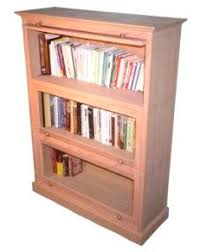 Bookcase Plan Barrister Bookcase Plans