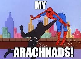 Spiderman Meme - 52 hilarious spiderman memes