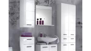 Bad Ablage Spiegel Mit Ablage Skin Front Weiß Hochglanz