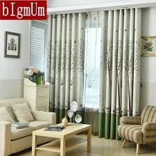 plante pour cuisine imprimé plantes arbre rideaux pour salon chambre cuisine blackout