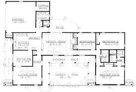 small home floor plans open floor plan open floor plan colonial homes house plans pinterest