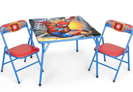 childrens folding table and chair set use kids round table and chairs to throw a fun party for children