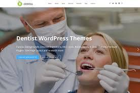 17 simple u0026 professional wordpress dentist themes 2017 colorlib