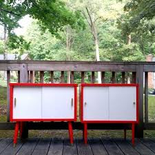 Mid Century Modern Furniture Virginia by Find More Retro End Tables Nightstands Record Cabinets