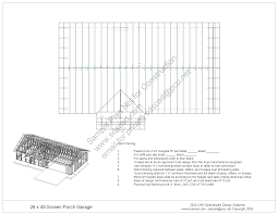 free pdf plan download 26 x 48 screen porch office bedroom check out the plans free download