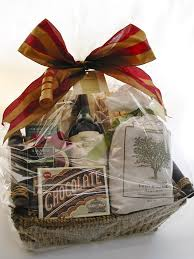 Wine And Chocolate Gift Baskets Wine Gift Basket From Bumble B Design Seattle Wabumble B Design