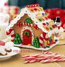 Christmas Table Decoration Kits by Gingerbread House Bucilla Felt Christmas 3d Home Decor Kit Hd Idolza