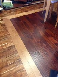 i the transition from the wood to the laminate home ideas