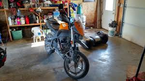 buell ulysses orange motorcycles for sale