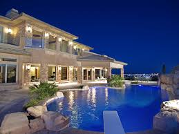 las vegas mansion the ridges luxury homes 31 hawk ridge dr