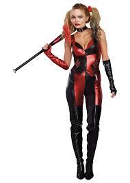 harlequin blaster womens costume superhero costumes