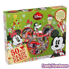 disney mini canes 50 box candywarehouse