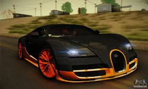 bugatti veyron supersport bugatti veyron super sport world record edition for gta san andreas