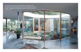 courtyard house designs courtyard house bsa design awards boston society of architects