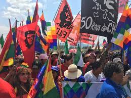 evo morales evo morales homages che guevara u201cbeing a guerrilla is not a crime