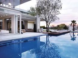 Interior Designers In Johannesburg Modern Residence In Johannesburg With Bold Architecture